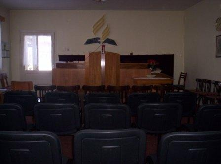 Adventista imhaház